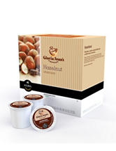 Keurig® K-Cup® 48-Count Portion Packs – Gloria Jean's Hazelnut Coffee