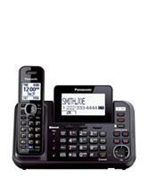 Panasonic 2 Line Cellular Handset Answering Telephone System