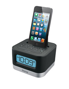 iHome Black Home & Portable Audio