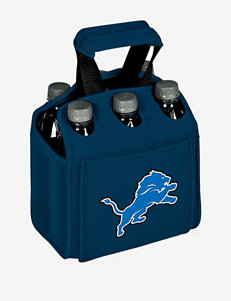 Detroit Lions Navy Blue 6-pk. Cooler Tote