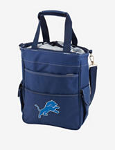 Detroit Lions Blue Insulated Activo Cooler Tote