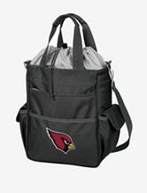 Arizona Cardinals Black Insulated Activo Cooler Tote