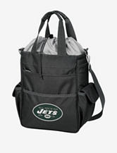 New York Jets Black Insulated Activo Cooler Tote