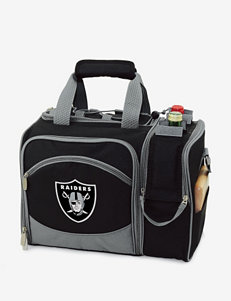 Oakland Raiders Malibu Insulated Picnic Cooler