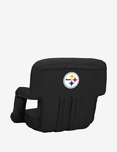 Pittsburgh Steelers Black Ventura Seat