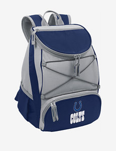 Indianapolis Colts PTX Blue & Gray Backpack Cooler