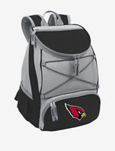Arizona Cardinals PTX Black & Gray Backpack Cooler