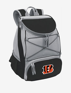 Cincinnati Bengals PTX Black & Gray Backpack Cooler