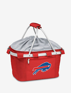 Buffalo Bills Red Metro Cooler Basket