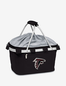 Atlanta Falcons Black Metro Cooler Basket
