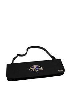 Baltimore Ravens Black Metro BBQ Tote