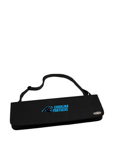 Carolina Panthers Black Metro BBQ Tote