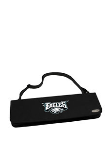Philadelphia Eagles Black Metro BBQ Tote
