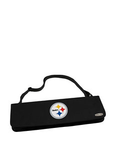 Pittsburgh Steelers Black Metro BBQ Tote