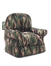 Comfort Research Big Joe Camo Gabardine Bubs Chair
