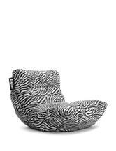 Comfort Research Zebra Print Big Joe Roma