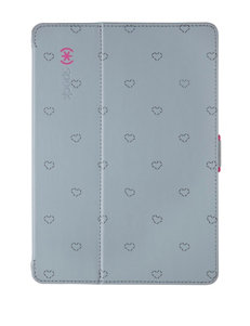 Speck iPad Air Grey Hearts StyleFolio Case