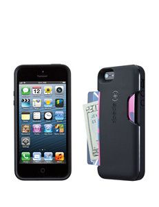Speck Black Cases & Covers Tech Accessories