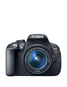 Canon Black Cameras & Camcorders