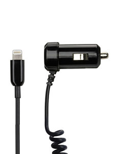 Scosche Black Cables & Outlets Tech Accessories Travel Accessories