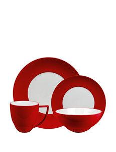 Waechtersbach Red Dinnerware Sets Dinnerware