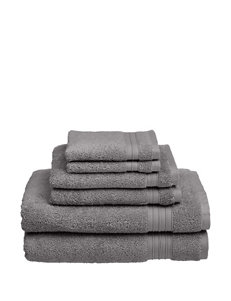 Hygrosoft Pewter Bath Towels Towel Sets Towels