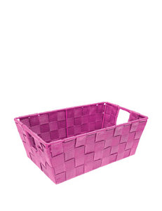 Simplify Pink Cubbies & Cubes Storage & Organization