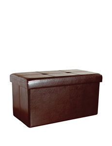 Simplify Brown Storage Bags & Boxes Storage & Organization