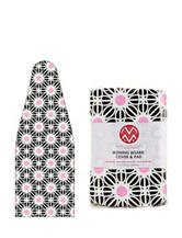 Macbeth Collection Holly Pop Flamingo Ironing Board Cover