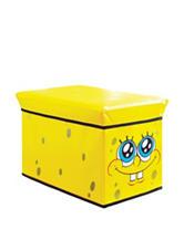 Nickelodeon Spongebob Squarepants Kids Storage Ottoman