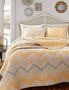 KD Spain Yellow Quilts & Quilt Sets