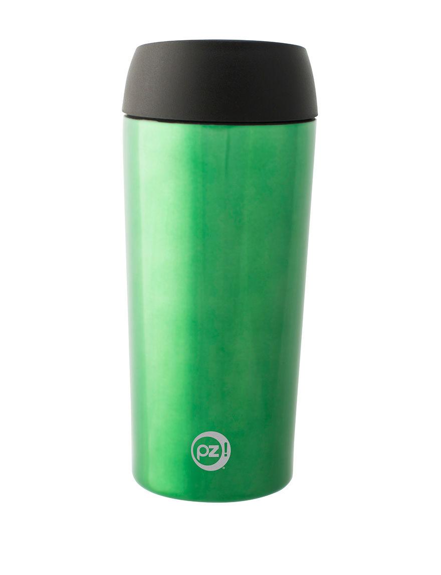 Zak Designs Green Tumblers Drinkware