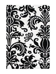 Alliyah Rugs Black / White Rugs