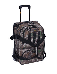 Realtree Green Upright Spinners