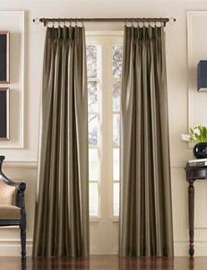 Curtain Works Marquee Single Curtain Panel - Bronze
