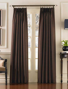 Curtain Works Brown Curtains & Drapes Window Treatments