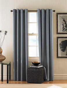 Curtain Works Pewter Curtains & Drapes