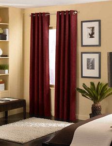 Curtain Works Burgandy Curtains & Drapes