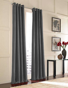 Curtain Works Charcoal Curtains & Drapes Window Treatments