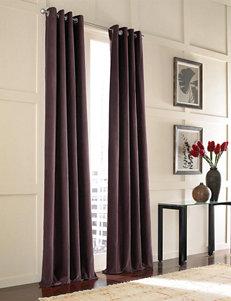Curtain Works Purple Curtains & Drapes