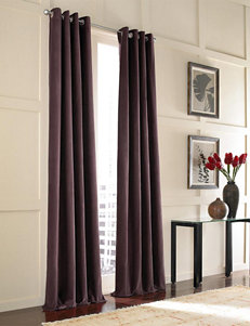 Curtain Works Purple Curtains & Drapes Window Treatments
