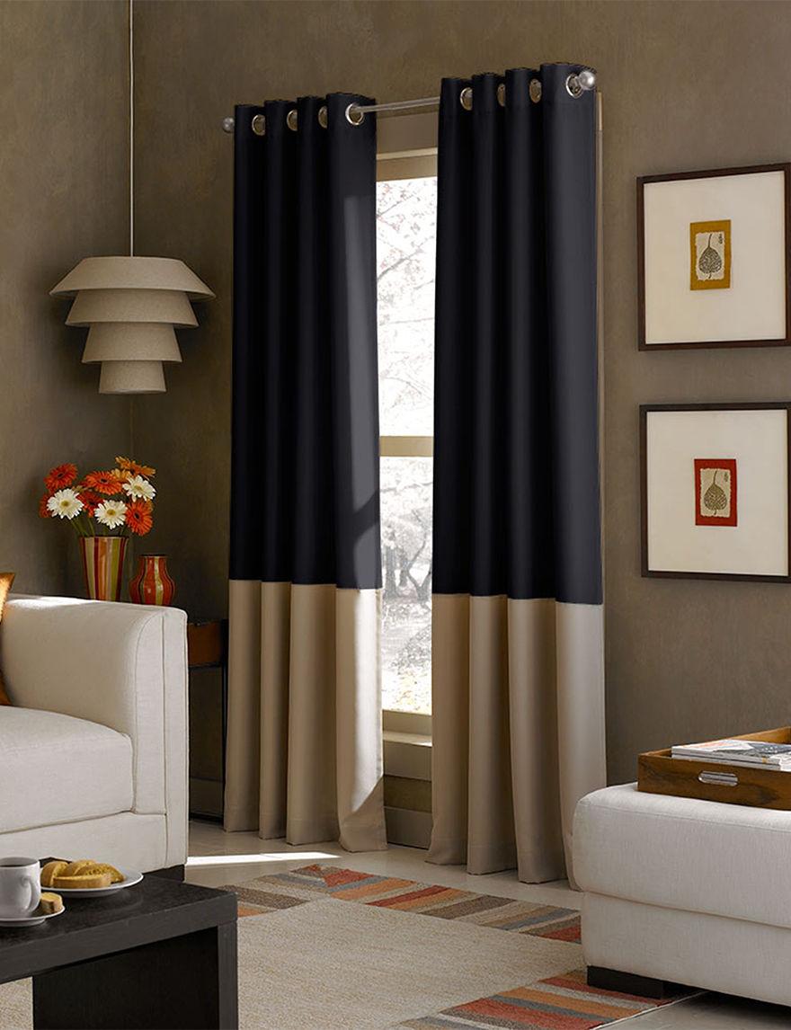 Curtain Works Black Curtains & Drapes Window Treatments