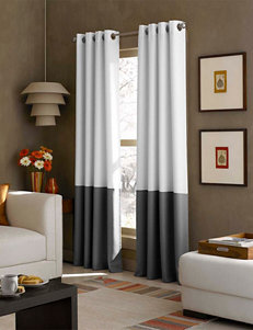 Curtain Works White Curtains & Drapes Window Treatments