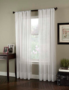 Curtain Works White Curtains & Drapes