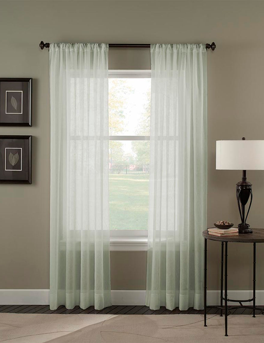 Curtain Works Sage Curtains & Drapes Window Treatments