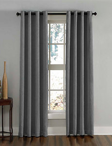 Curtain Works Charcoal Curtains & Drapes