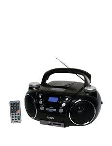 Jensen Portable AM/FM Stereo CD Player MP3 Player