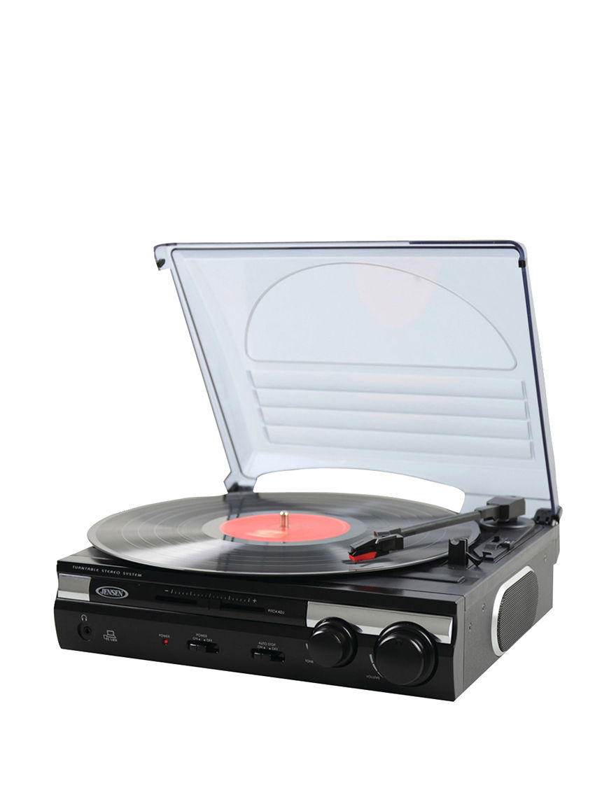 Jensen  Turntables Home & Portable Audio