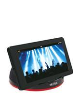 Jensen Portable Stereo Speaker with Built-In Amp