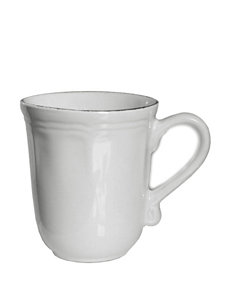 10 Strawberry Street White Mugs Drinkware